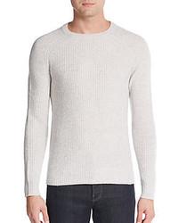 Saks Fifth Avenue Fisherman Cashmere Sweater