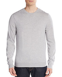 Saks Fifth Avenue Merino Wool Crewneck Sweater