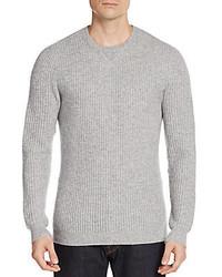 Saks Fifth Avenue Waffle Cashmere Sweater