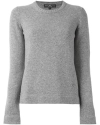 Salvatore Ferragamo Crew Neck Jumper