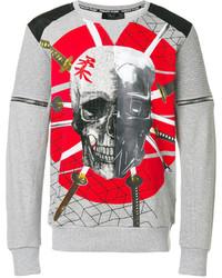 Philipp Plein Samurai Sweatshirt