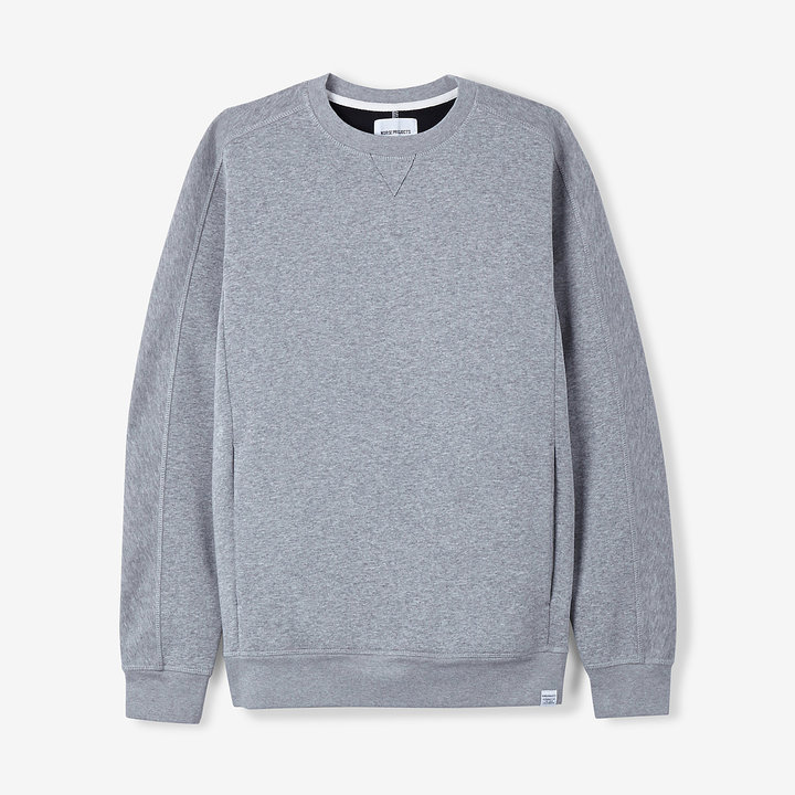 899aad135983b ... Norse Projects Sander Bonded Neoprene Pullover ...