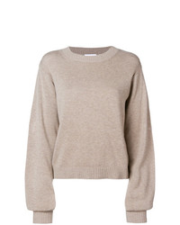 See by Chloe See By Chlo Embroidered Detail Sweater