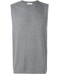 Etro Sleeveless Crew Neck Sweater