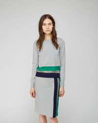 Band Of Outsiders Sport Stripe Pullover