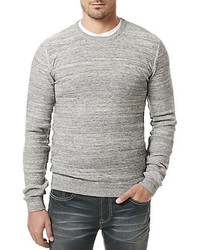 Buffalo David Bitton Textured Crew Sweater