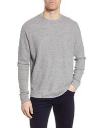 Nordstrom Men's Shop Textured Crewneck Sweater