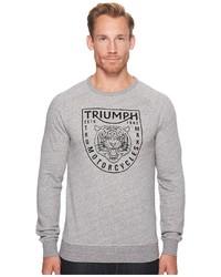 Lucky Brand Triumph Crew Sweatshirt Sweatshirt