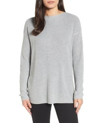 Halogen Twist Back Sweater