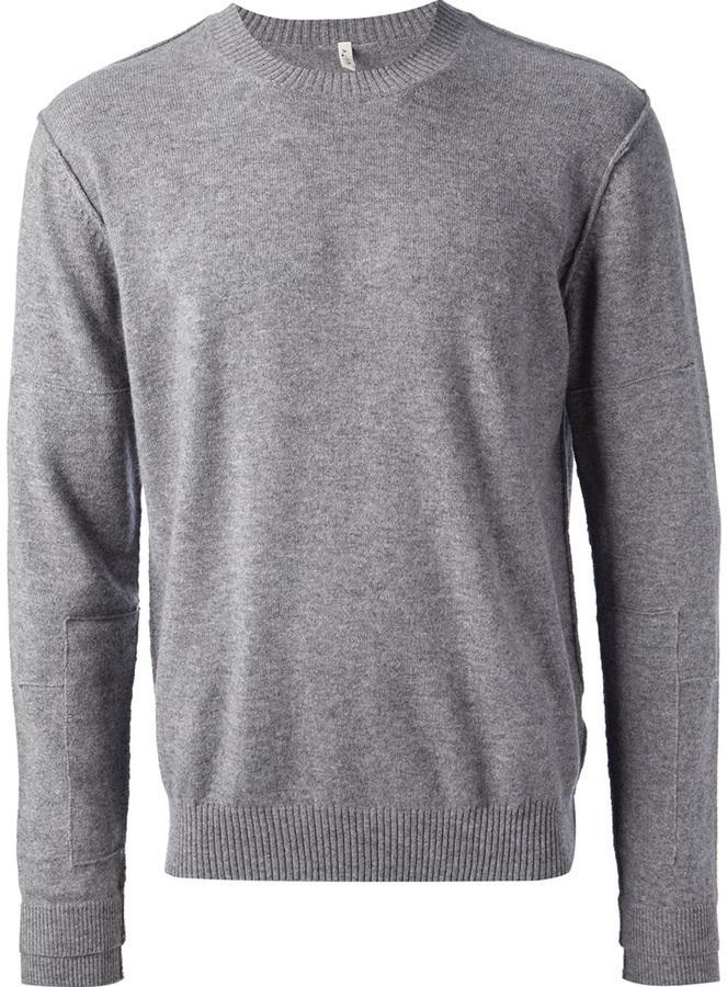U-NI-TY Unity Round Neck Sweater