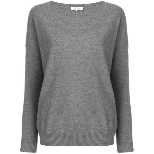 Philo-Sofie Wide Round Neck Sweater