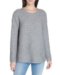 Eileen Fisher Wool Blend Pullover Sweater