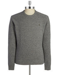 Original Penguin Wool Crewneck Sweater