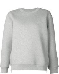 YMC Bonded Zip Sweatshirt