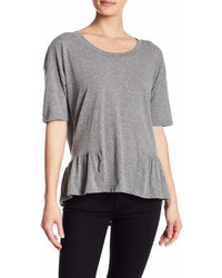 Abound Peplum Tee