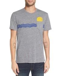 Altru Wavey Lines T Shirt