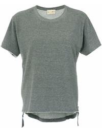 Andrea Bogosian Printed Asymmetric T Shirt