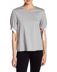 Tibi Balloon Sleeve Tee