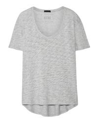 ATM Anthony Thomas Melillo Boyfriend Slub Supima Cotton Jersey T Shirt