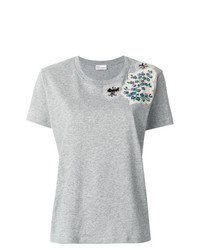RED Valentino Bug Patch T Shirt