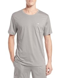 Daniel Buchler Crewneck Peruvian Pima Cotton T Shirt