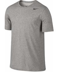 Nike Dri Fit Cotton Crew Neck T Shirt