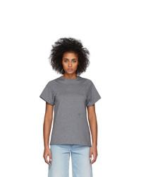 Totême Grey Espera T Shirt