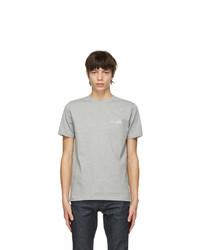 A.P.C. Grey Item T Shirt