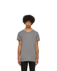 Ksubi Grey Kodeine T Shirt