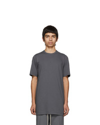 Rick Owens Grey Level T Shirt