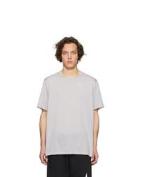 Nike Grey Rise 365 T Shirt