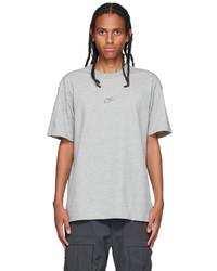 Nike Grey Sportswear Premium Essential T Shirt