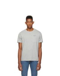 Harmony Grey Usa Teddy T Shirt