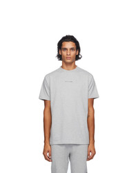 1017 Alyx 9Sm Grey Visual Logo T Shirt