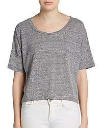 Knot Sisters Tammy Cropped Tee