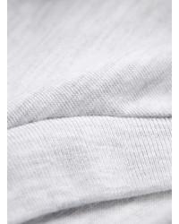 Topman Light Grey Marl Classic Crew Neck T Shirt
