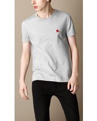 Burberry Liquid Soft Cotton T Shirt