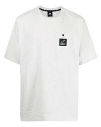 New Balance Logo Patch Cotton T Shirt