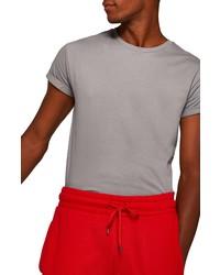Topman Muscle Fit Roller T Shirt