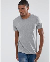 Esprit Organic Cotton T Shirt In Grey