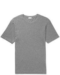 Saint Laurent Oversized Cotton Jersey T Shirt