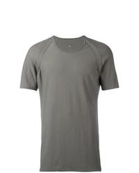 Label Under Construction Plain T Shirt