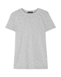 ATM Anthony Thomas Melillo Schoolboy Slub Supima Cotton Blend Jersey T Shirt