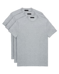 Prada Set Of Three T Shirts