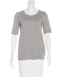 Maison Margiela Short Sleeve Crew Neck T Shirt