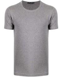Dolce & Gabbana Slim Cut Cotton T Shirt