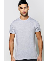 Boohoo Slim Fit Crew Neck Tshirt