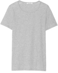 Current/Elliott The Fitted Tee Cotton Jersey T Shirt