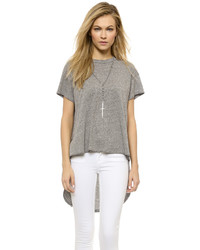 The shirttail tee medium 678556