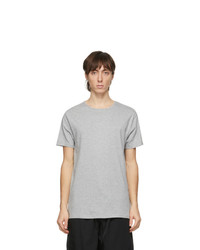 Paul Smith Three Pack Grey Jersey T Shirts